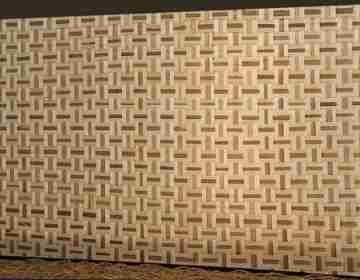 Плита бамбук.Домино (HQM) 1,22 Х 2,44м, 1-а слойная