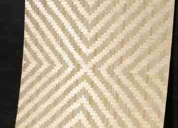 Бамбуковые панели  Кимано XL 2-ая  60х60см