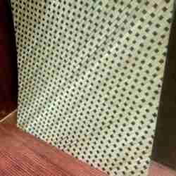 Бамбуковые панели Звездопад сепия  60х60см
