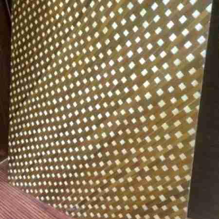 Бамбуковые панели Звездопад 2-ая  60х60см