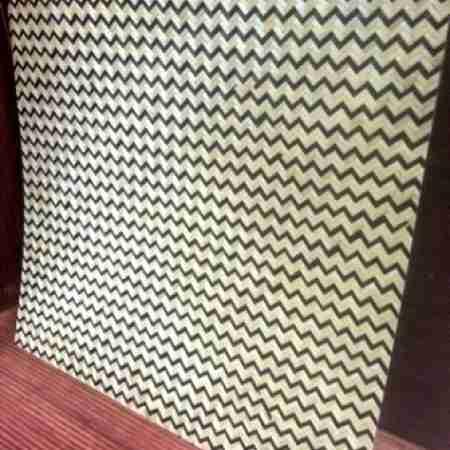 Бамбуковые панели Зебрано 1-я 60х60см