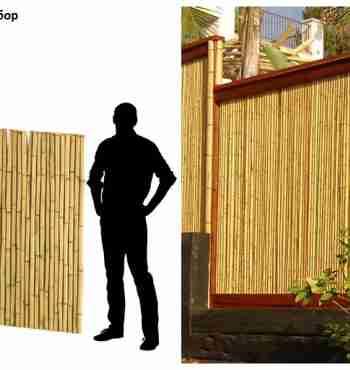 Бамбуковые ограждения Термо N 150см х 200см