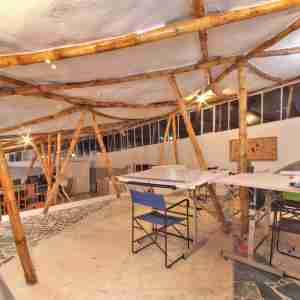 Оформление бамбуком