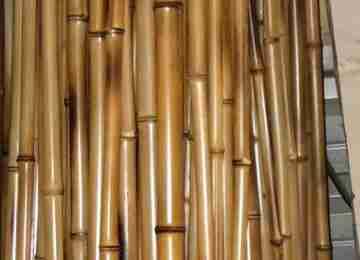 Бамбук обжиг d 25-30 мм L=3м