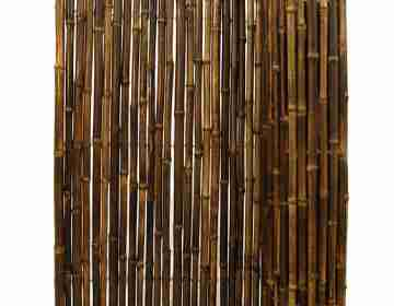 Бамбук шоколад.обжиг.  d16-18 L-210см