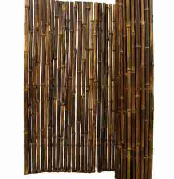 Бамбук шоколад.обжиг. d 18-23мм L=2,8-3м