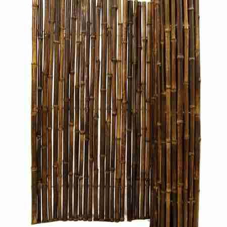 Бамбук шоколад.обжиг.  d16-18мм L-150см