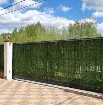 Искусственная изгородь Хвоя и лист плюща (2х3 м)