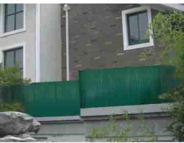 Искусственная изгородь PVC/Z (1.5 x 3m)