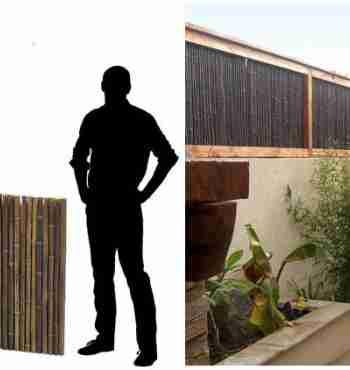 Бамбуковые ограждения Термо Ш.100см х 200см