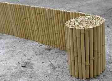 Бамбуковые ограждения 30см х 300см