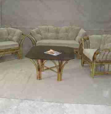Комплект бамбуковой мебели Орхидея