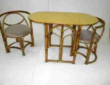 Набор мебели из бамбука Тет-а-Тет