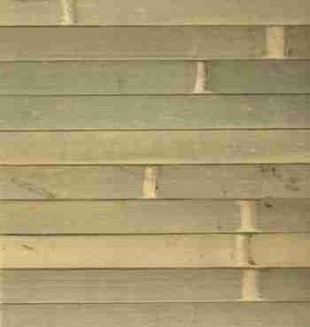 Бамбуковое полотно Фисташковое, 17мм - 0,9 м