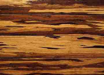 Бамбуковое полотно прессованное Зебра (0,9x0,9m)