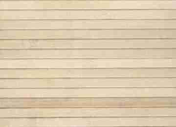 Бамбуковое полотно Светлое, лак., 7,5мм - 2 м