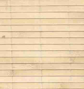 Бамбуковое полотно Светлое, с нитью, 11 мм - 0,9 м