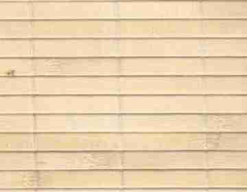Бамбуковое полотно Светлое, с нитью, 11 мм  - 1,8 м.