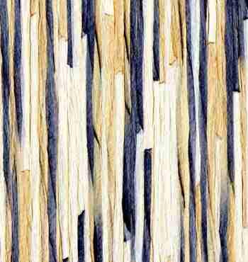 Натуральные обои Папирус Гоген