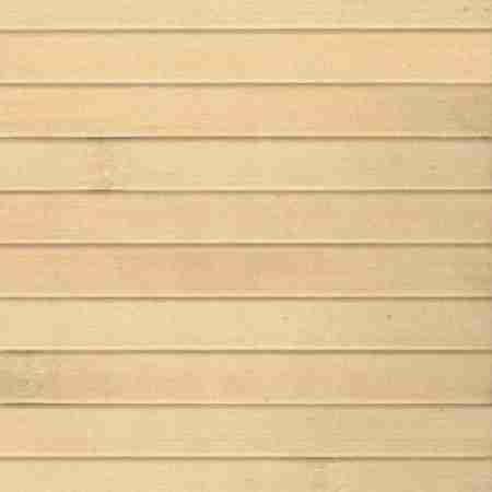 Бамбуковое полотно Светлое натур,лак. 17мм - 1 м