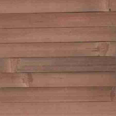 Бамбуковое полотно Шоколадное, 17-20 мм -0,9 м