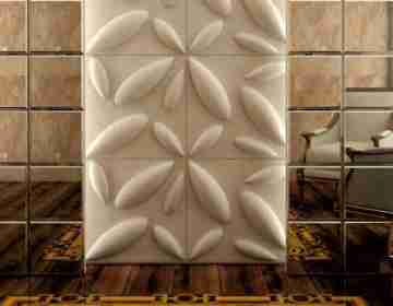 Бамбуковые 3D панели Bily