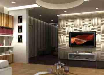 Бамбуковые 3D панели Bladet