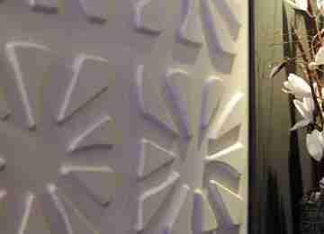 Бамбуковые 3D панели Caryotas