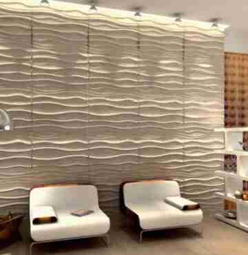 Бамбуковые 3D панели Faktum