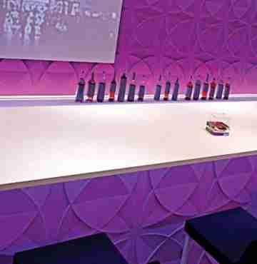 Бамбуковые 3D панели Helix