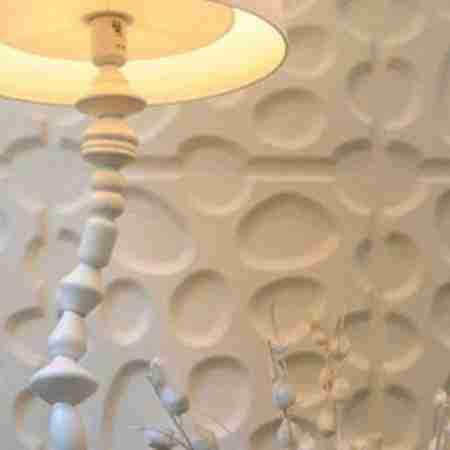 Бамбуковые 3D панели Pebbles