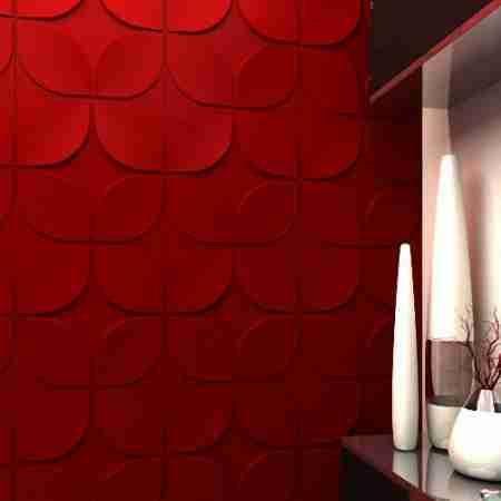 Бамбуковые 3D панели Sweeps