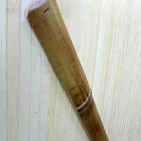 Блок-хаус бамбук. обожжен. 45 мм L=2,8-3м