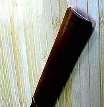 Блок-хаус бамбук. шоколад. 35 мм L=2,8-3м