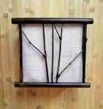 Светильник настенный 104108 Ширина: 12,7 см Длина: 27,94 см Высота: 29,21 см