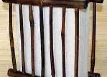 Светильник настенный 104109 Ширина: 12,7 см Длина: 27,94 см Высота: 29,21 см