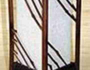 Светильник настольный 101120 - 011 Ширина: 15,24 см Длина: 15,24 см Высота: 33,02 см