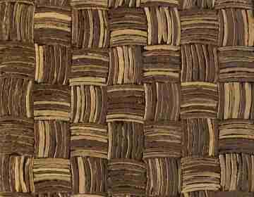 Кокосовая мозаика Cosca Зебрано