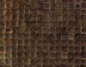Кокосовая мозаика Cosca Шоколад интерно