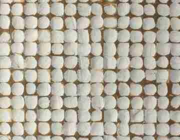 Кокосовая мозаика Cosca Капуччино интерно
