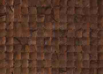 Кокосовая мозаика Cosca Какао интерно